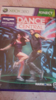 Dance Central 1 Xbox 360