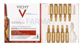 Vichy Liftactiv Specialist Ampollas Peptide-c Antiedad X10un