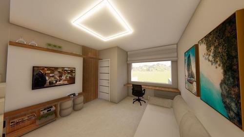 Imagem 1 de 16 de 2 Dormitórios ( 2 Suítes) - Portal Da Colina - São José - Ca1670
