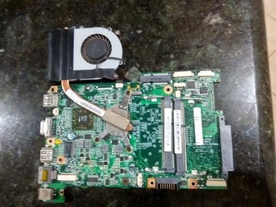 Placa Mae Nootebook 14i Philco Com Processador Amd + Culer