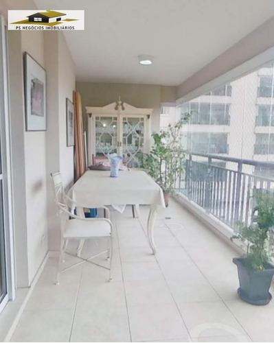 Apartamento A Venda No Bairro Ipiranga Em São Paulo - Sp.  - Ap384-1