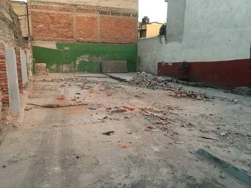 Terreno En Venta En Iztacalco. Agrícola Oriental. Uso De Suelo H5/20/z