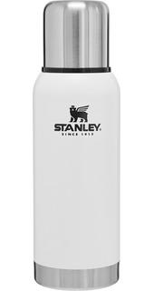 Termo Stanley 1 Litro Acero Inox Adventure + Tapa Cebadora