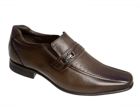 Sapato Masculino Sândalo Social Portland Couro