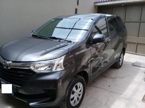 Toyota Avanza Le At 2018