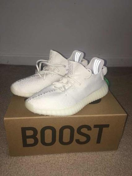 adidas Yeezy Cream White
