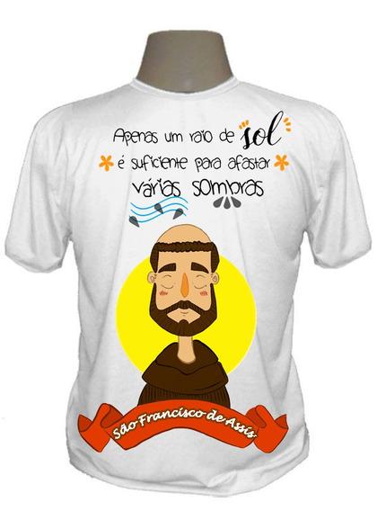 Camisetas Catolicas Apenas Um Raio De Sol E Suficiente Para
