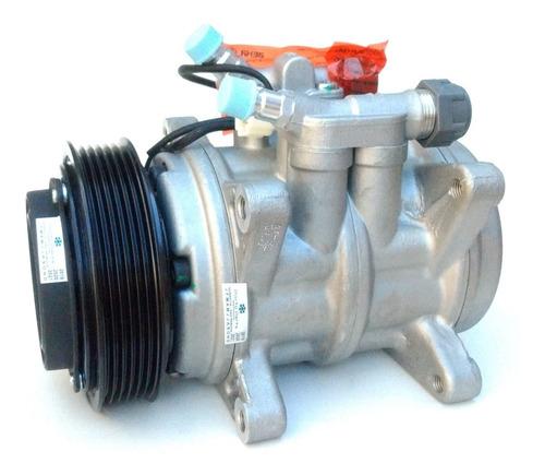 Imagem 1 de 11 de Compressor Ar Cond Monza Santana Saveiro Gol G1 G2 Polia 6pk