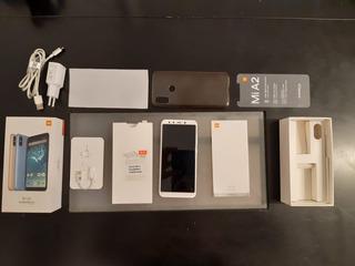 Celular Xiaomi Mi A2 (impecable)