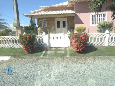 Casa A Venda No Bairro Pontinha Em Araruama - Rj. - 705-1