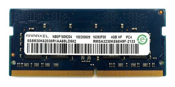 Memoria Ram Ddr4 4gb Laptop 2133mhz Nueva Y Sellada