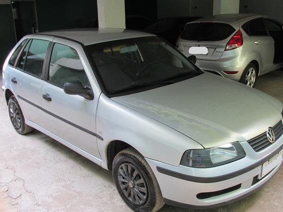 Volkswagen Gol 1.0 16v 2000 Prata