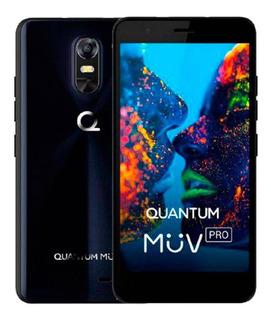 Celular Quantum Müv Pro Azul - Tela De 5.5 32gb 16mp