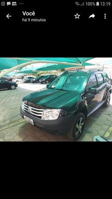 Renault Duster 1.6 16v Expression Hi-flex 5p 2012