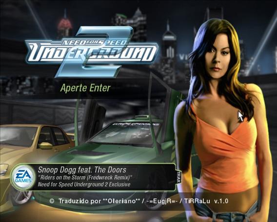 Need For Speed Underground 2 Em Português Para Computador