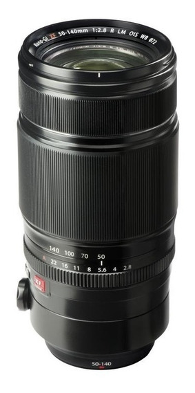 Lente Zoom Fujifilm Fujinon Xf50-140mm F2.8 R Lm Ois Wr