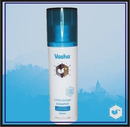 Shampoo Branco Do Kit Capilar