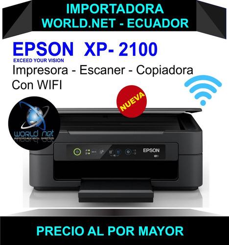 Impresora Epson Xp 2100  Mejor Q  L3150 - L3110
