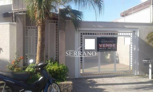 Imagem 1 de 30 de Casa Com 3 Dormitórios À Venda, 270 M² Por R$ 650.000,00 - Jardim Serra Dourada - Mogi Guaçu/sp - Ca0304