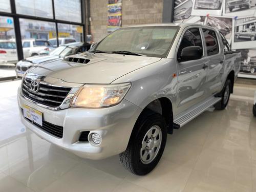 Imagen 1 de 14 de Toyota Hilux 2014 2.5 Cd Dx Pack 120cv 4x2