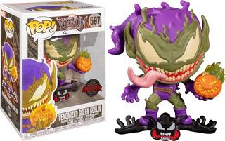 Funko Pop! Venomized Green Goblin Special Edition Venom