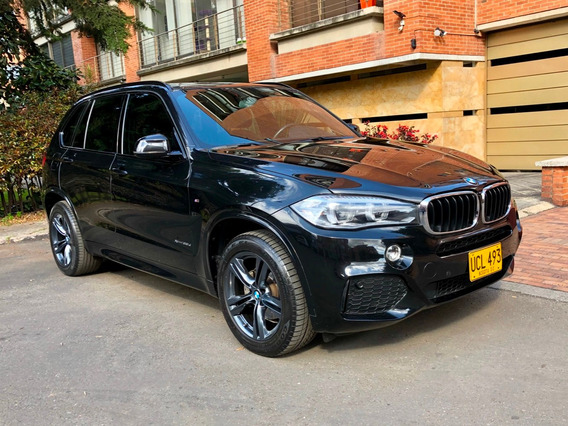 Bmw X5 3.0d M Package