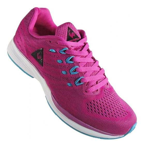 Zapatillas Niñas Le Coq Sportif Fierce Jr Purple Cyan