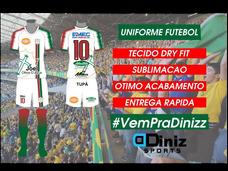 Uniforme Futebol 20 Kits
