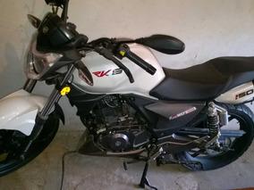 Moto Zanella Keeway Rks 150