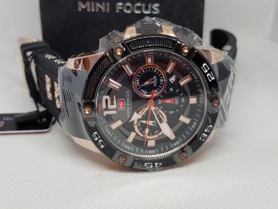 Relogio Mini Focus Top Marca De Luxo