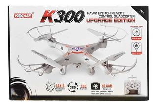 Drone Con Cámara Koome K300 Control Remoto Dron