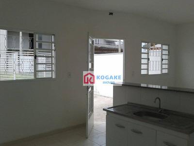 Casa Com 3 Dormitórios À Venda, 70 M² Por R$ 245.000 - Jardim Santa Júlia - São José Dos Campos/sp - Ca1934
