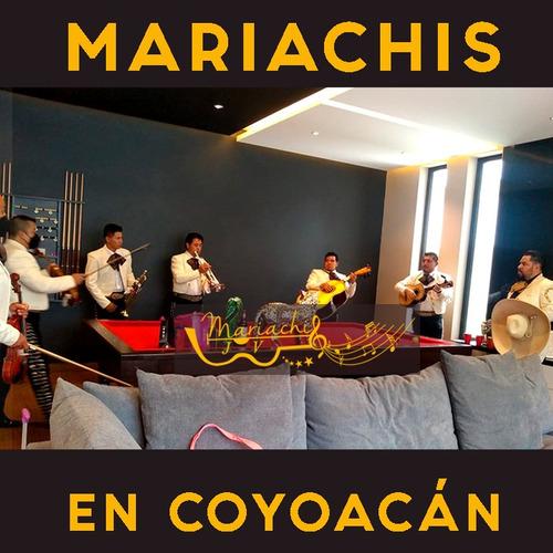 Imagen 1 de 3 de Mariachi Para Fiesta En Cdmx   Mariachis Para Serenatas Cdmx
