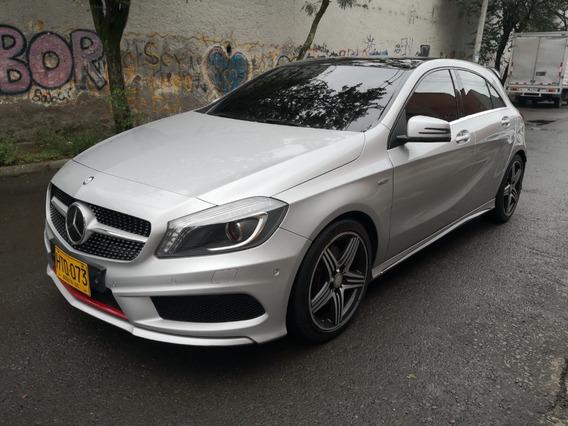 Mercedes-benz Clase A250 Amg Sport 2014