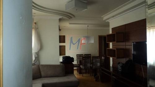 Imagem 1 de 17 de Ref  9433 - Lindo Apartamento Para Venda No Bairro Vila Carrão, 3 Dorms, Sendo  1 Suíte, 2 Vagas, 105 M.  Estuda Permutas E Propostas! - 9433