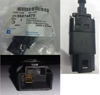 Interruptor Luz Freno Aveo Optra Spark Gm 96874570
