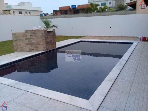 Imagem 1 de 15 de Casa Para Venda Em Itanhaém, Balneário Bopiranga - 917_1-1684145