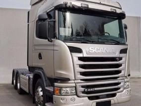 Scania G440, R440 2016