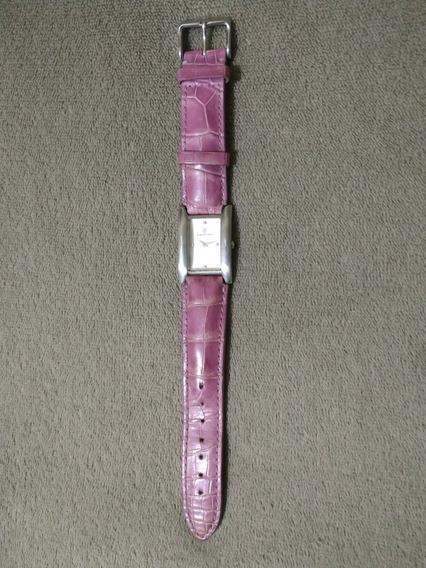 Relógio Amsterdam Sauer Original Feminino Com Defeito.