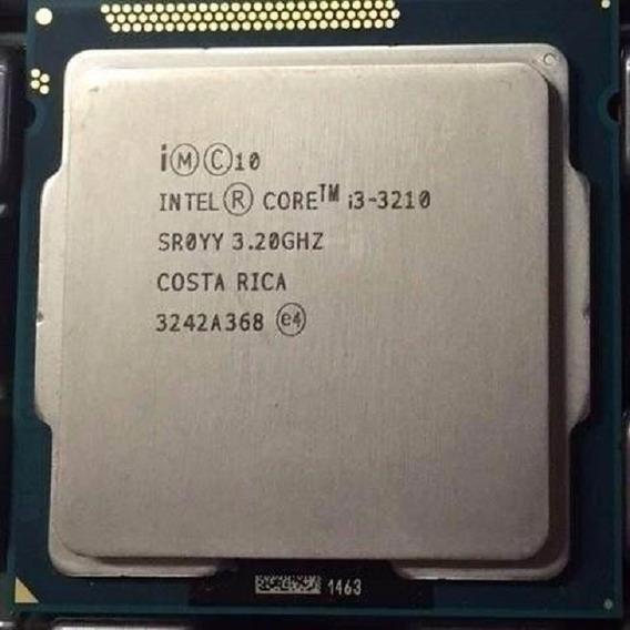 Processador Core I3 3210 Lga 1155 3.20 Ghz 3mb Cache Oem