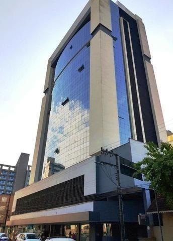 Sala Comercial No Centro Com 0 Quartos Para Locação, 59 M² - Lg3968
