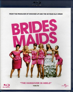 Brides Maids ( Damas En Guerra ) Bluray Original