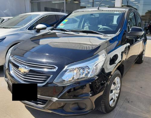 Chevrolet Agile Lt 2014 Usado#7