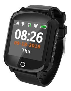 Reloj Localizador Ancianos Sumergible Con Boton Sos Y Alerta Por Caida - Smartwatch Con Chip