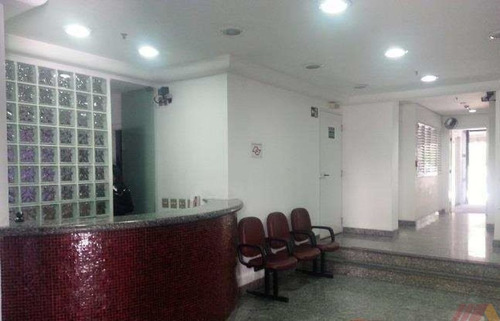 Sala Comercial Próximo Da Av. Francisco Matarazzo E Metro Barra Funda - Al1392