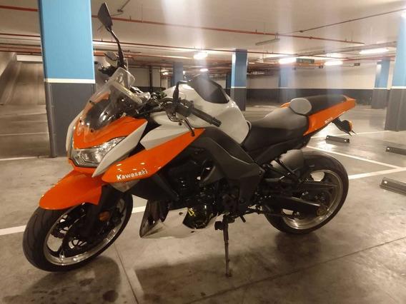 Kawasaki Z-1000 2011 Impecable Con Akrapovich