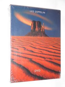 Dvd Duplo Led Zeppelin Royal Albert Hall 1970 Madison Square