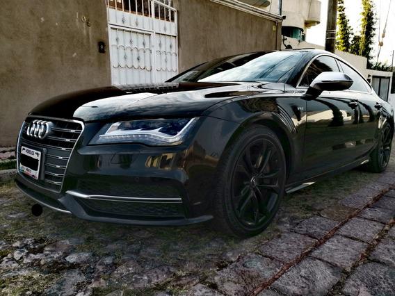 Audi S7 V8 Turbo Negro 4.0 Fsi 520hp