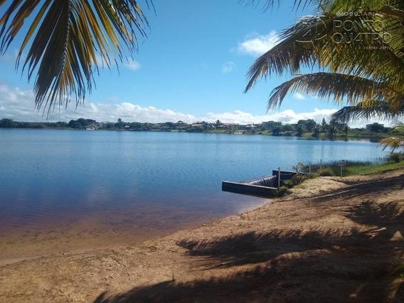 Terreno Em Condominio - Entre Rios - Ref: 6657 - V-6657