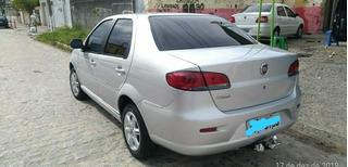 Fiat Siena 1.0 El Flex 4p 2013